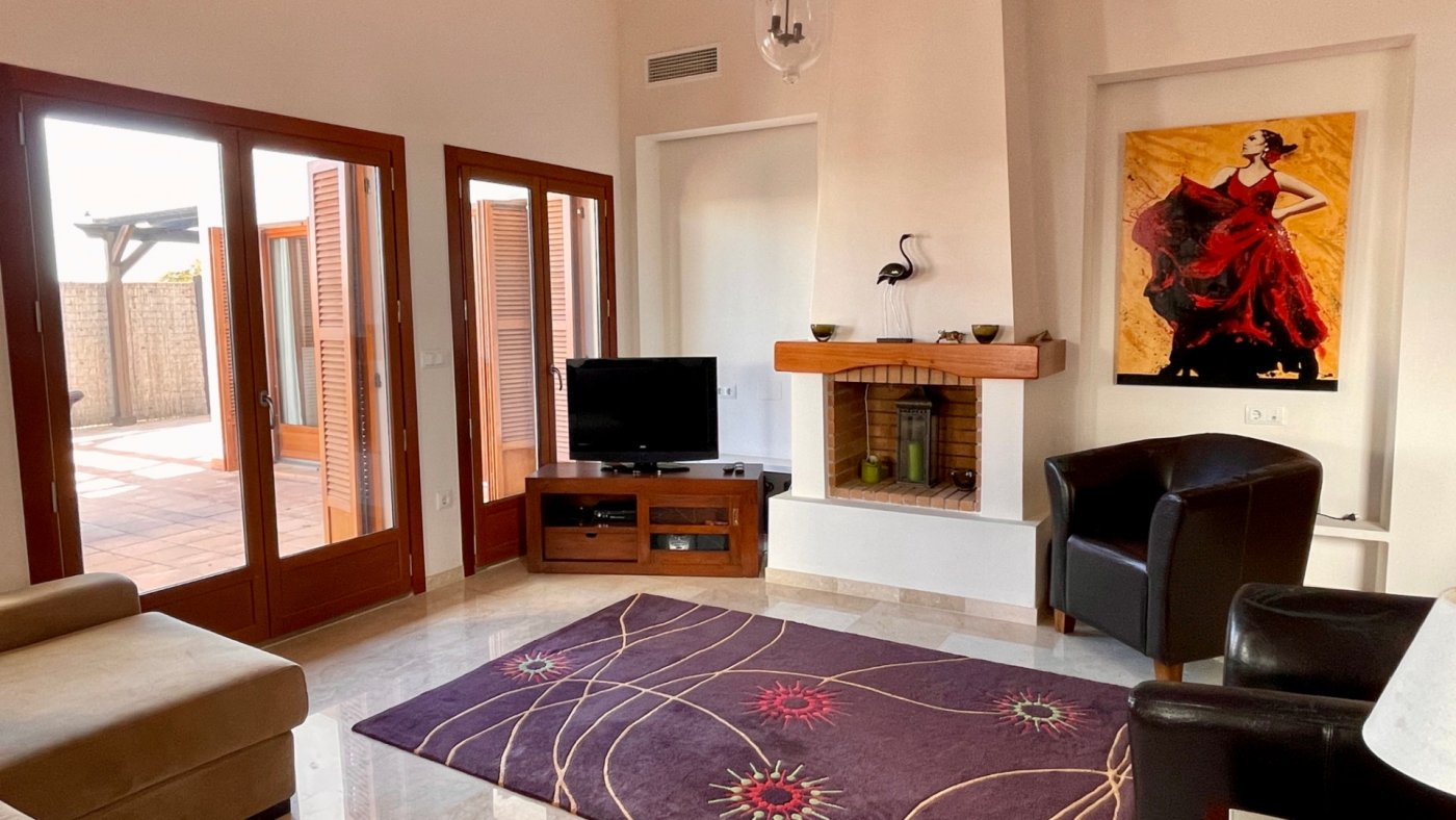 Gallery Image 8 of Nice south facing 3 bed corner villa with private pool on El Valle Golf Resort