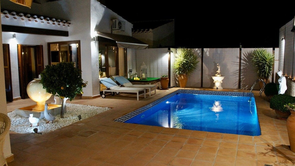 Villa ref 3467 for sale in El Valle Golf Resort Spain - Quality Homes Costa Cálida