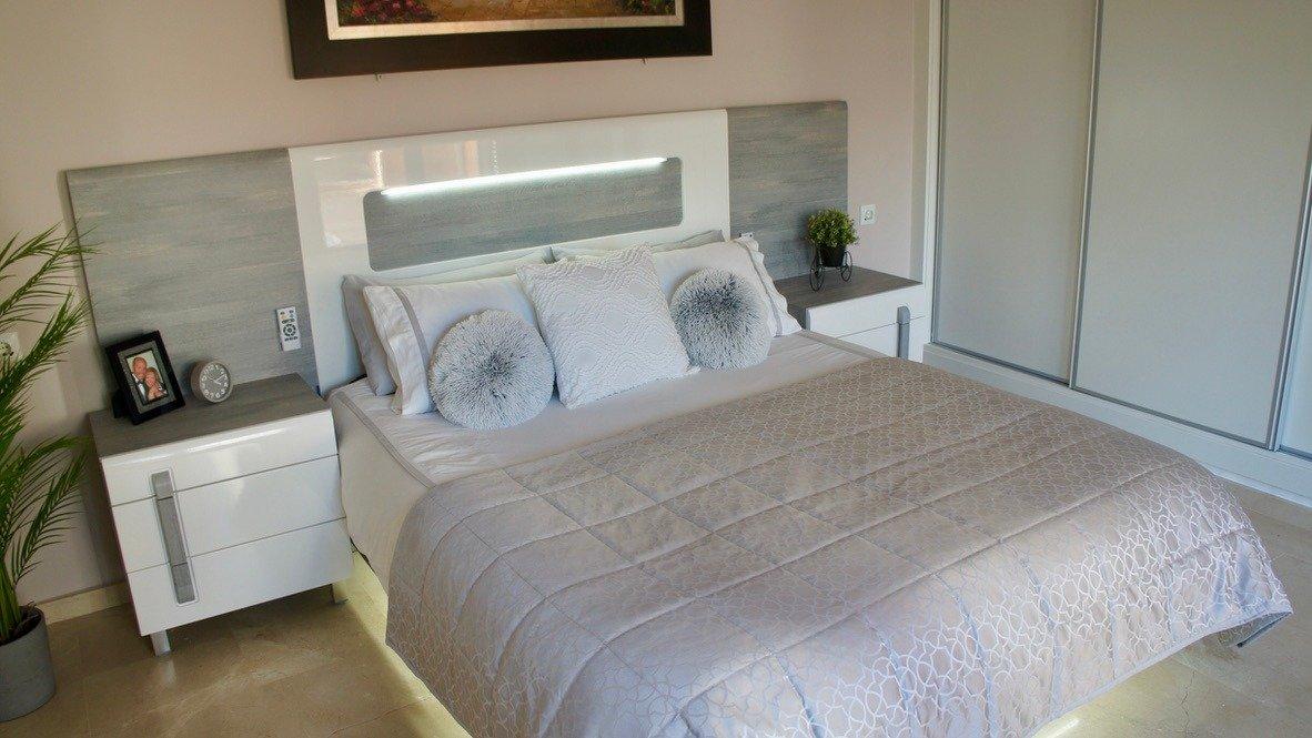 Galleribillede 28 of Super velholdt 5 værelses (4 soveværelser) villa med egen helt ugenert pool på El Valle Golf Resort