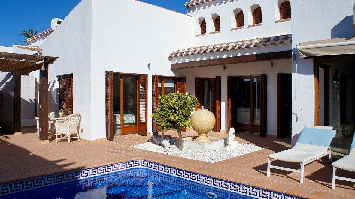 Imagen 2 Villa ref 3467 para sale en El Valle Golf Resort España - Quality Homes Costa Cálida