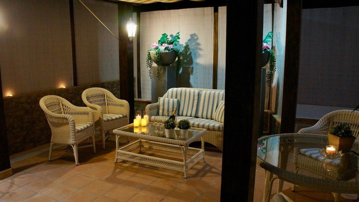 Galleribillede 35 of Super velholdt 5 værelses (4 soveværelser) villa med egen helt ugenert pool på El Valle Golf Resort