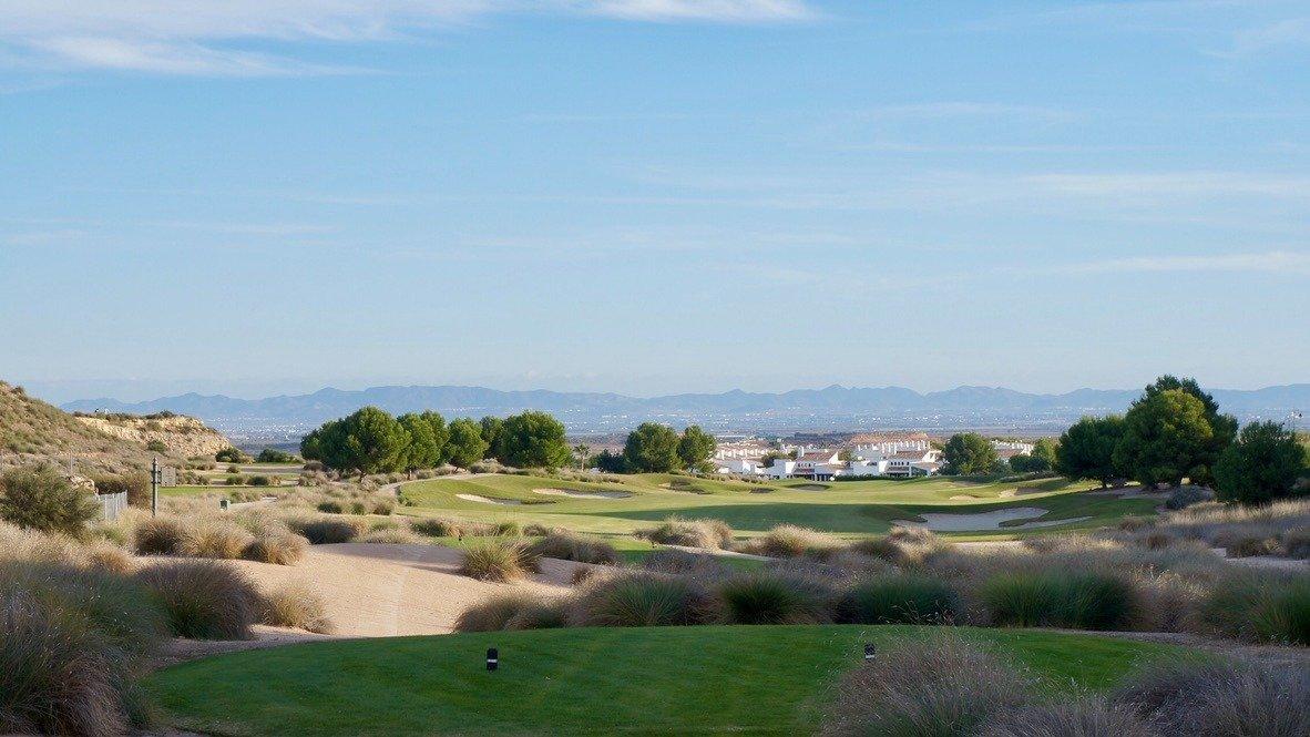Galleribillede 47 of Super velholdt 5 værelses (4 soveværelser) villa med egen helt ugenert pool på El Valle Golf Resort
