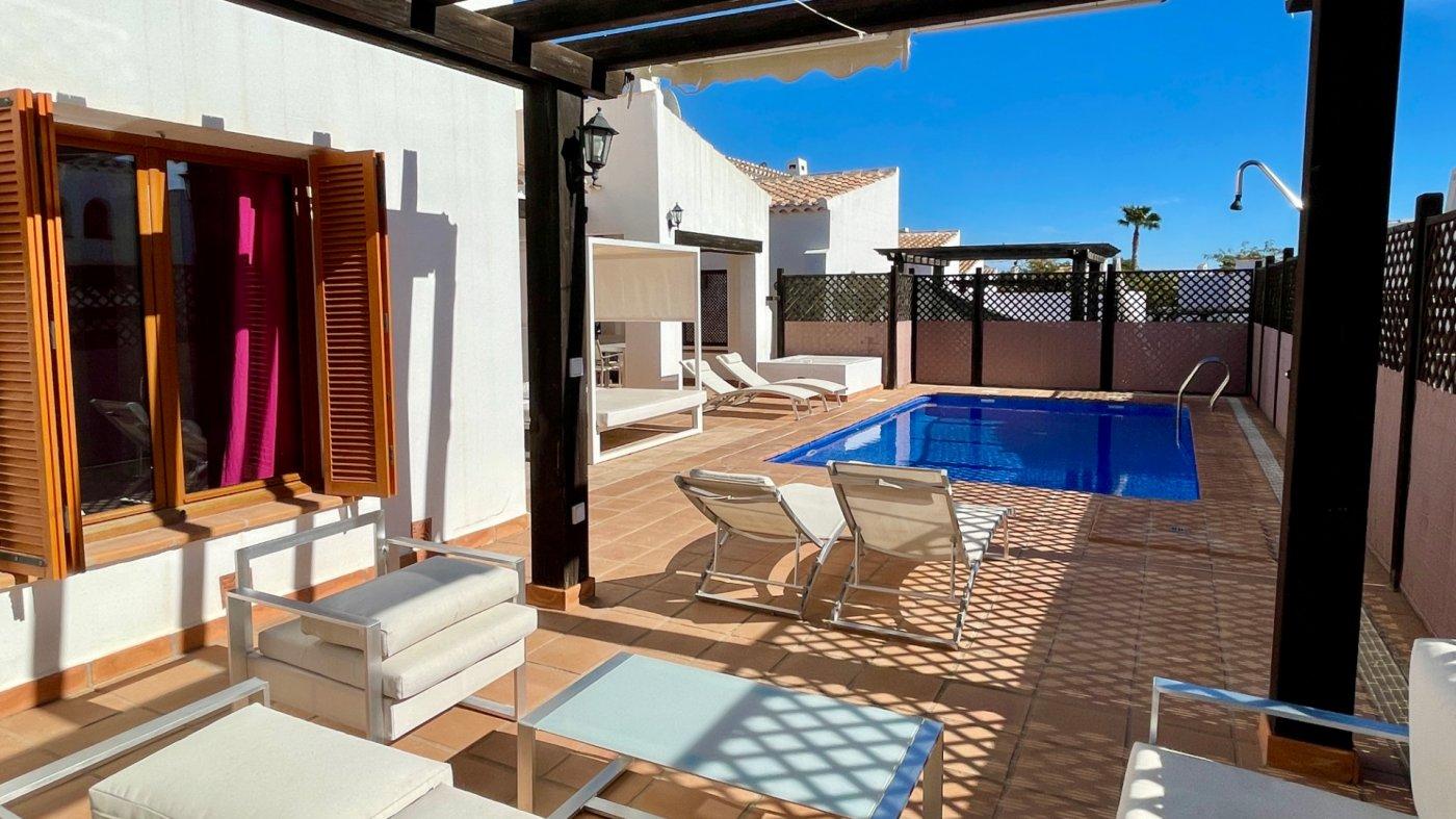Imagen de la galería 3 of Se Vende Villa en El Valle Golf Resort, Baños Y Mendigo Con Piscina