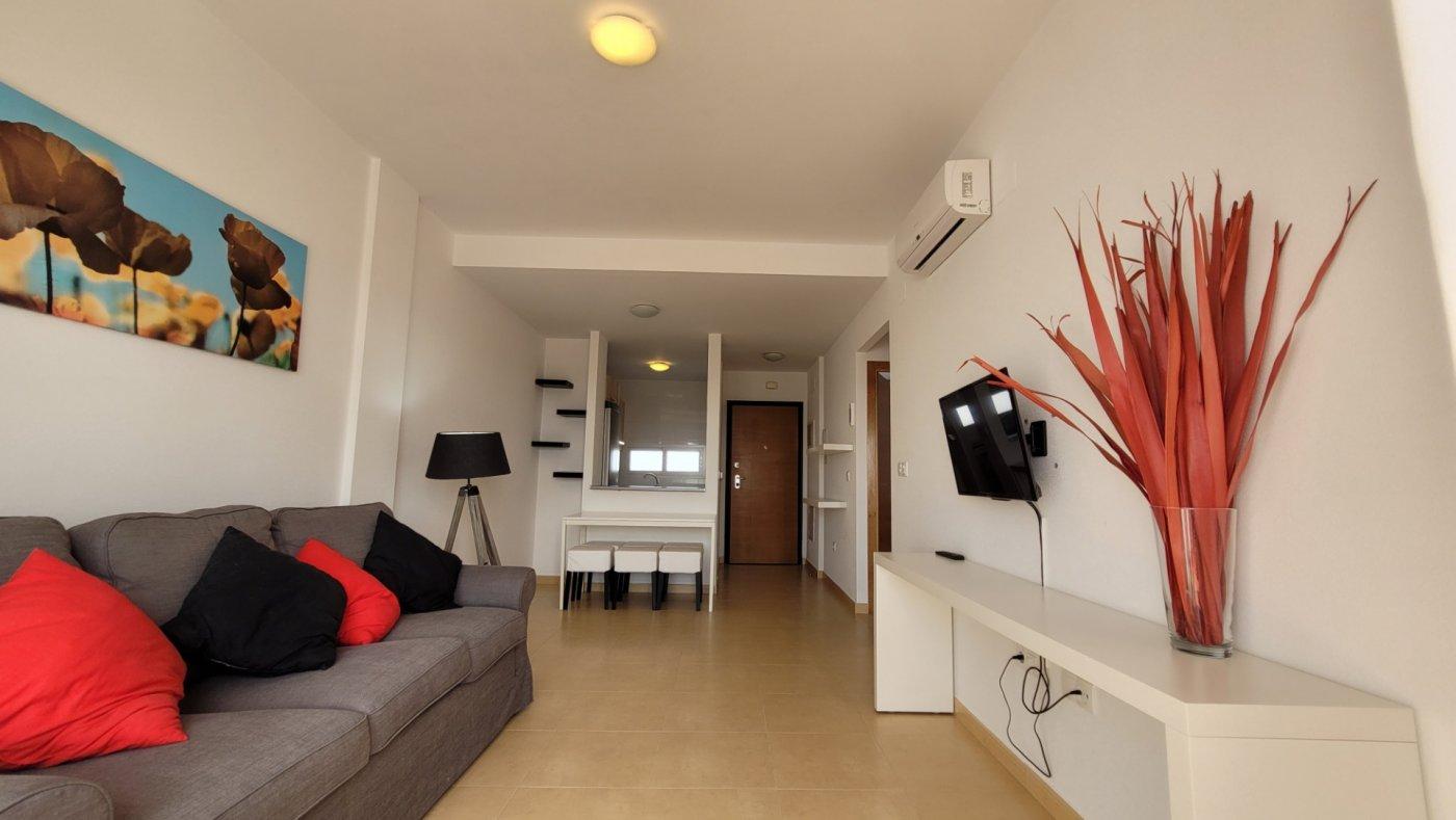 Apartamento ref 3472 para rent en Condado De Alhama España - Quality Homes Costa Cálida
