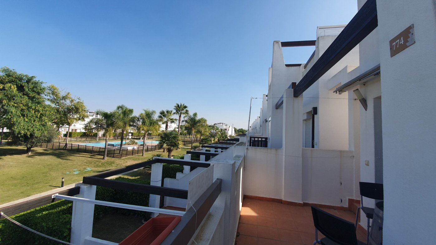 Banner for Apartment For Sale in Condado De Alhama, Alhama De Murcia With Pool