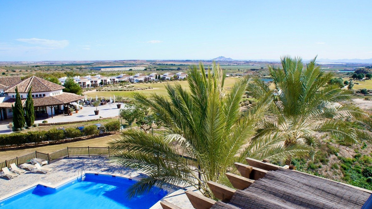 Apartment ref 3476 for sale in El Valle Golf Resort Spain - Quality Homes Costa Cálida