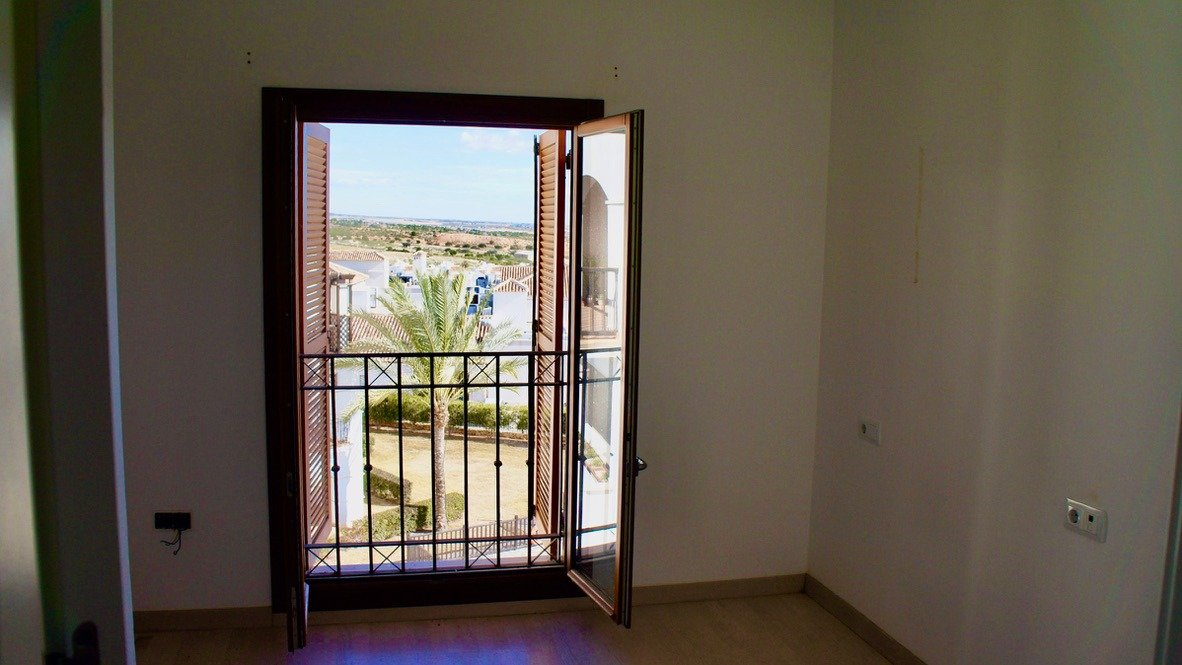 Gallery Image 10 of Fantastic view over El Valle golf course and Mar Menor from 20m2 balcony