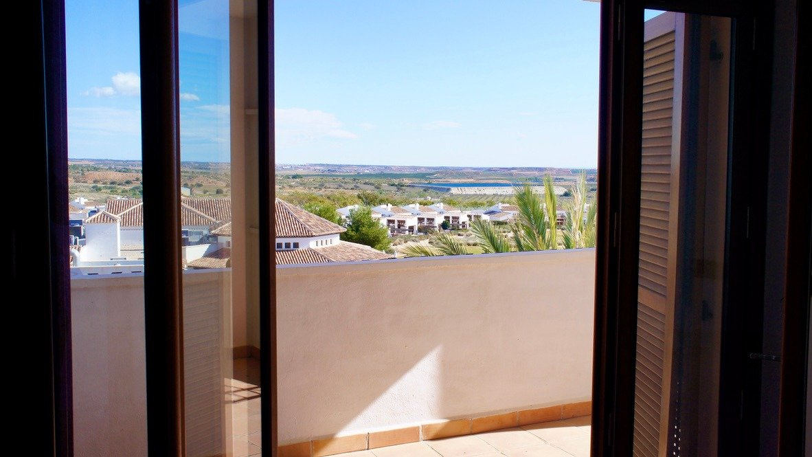 Gallery Image 16 of Fantastic view over El Valle golf course and Mar Menor from 20m2 balcony