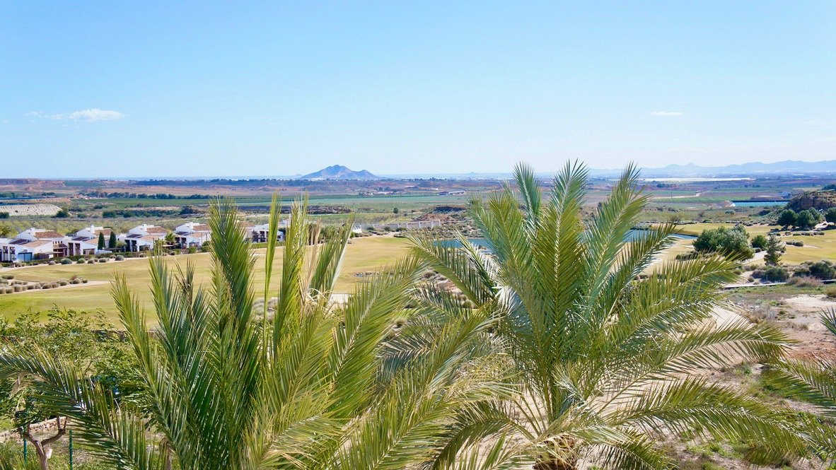 Gallery Image 18 of Fantastic view over El Valle golf course and Mar Menor from 20m2 balcony