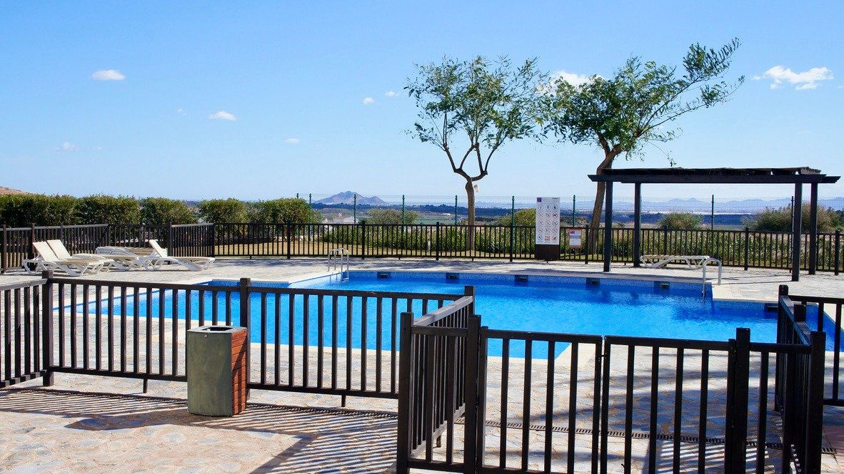 Gallery Image 22 of Fantastic view over El Valle golf course and Mar Menor from 20m2 balcony