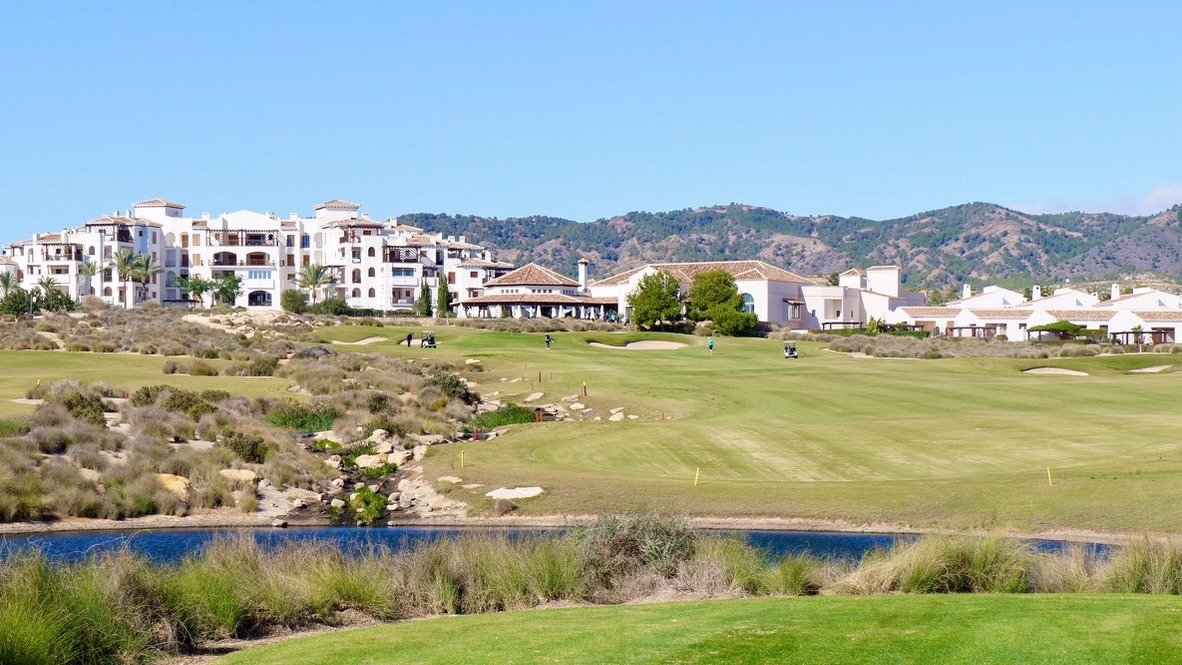 Gallery Image 23 of Fantastic view over El Valle golf course and Mar Menor from 20m2 balcony