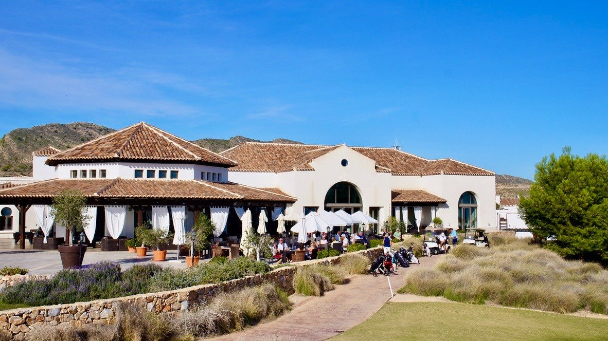 Gallery Image 23 of Fantastic view from large corner terrasse with golf and mountains views on El Valle Golf