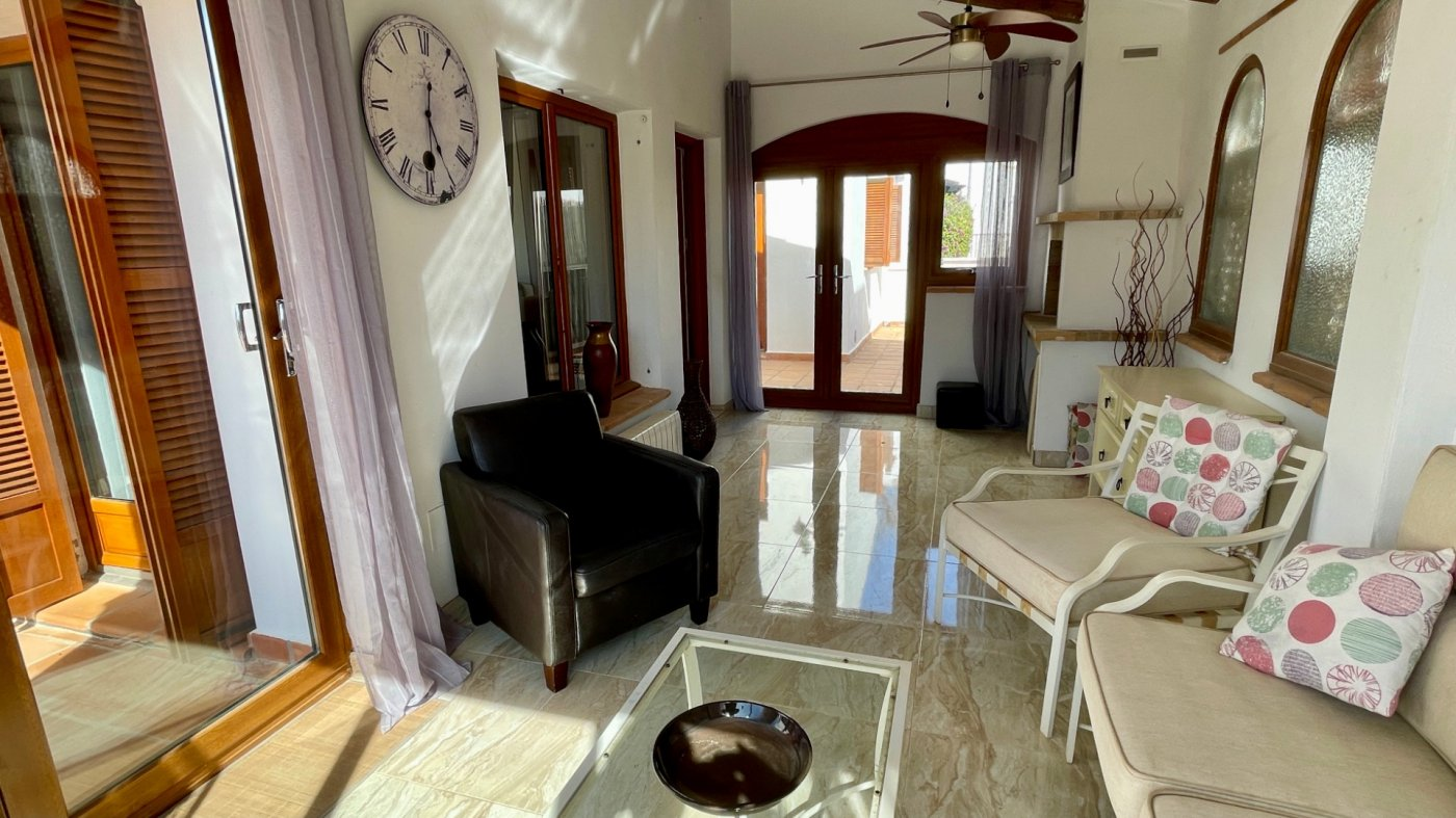 Gallery Image 14 of Nice sunny south facing 3 bed villa with private pool on El Valle Golf Resort