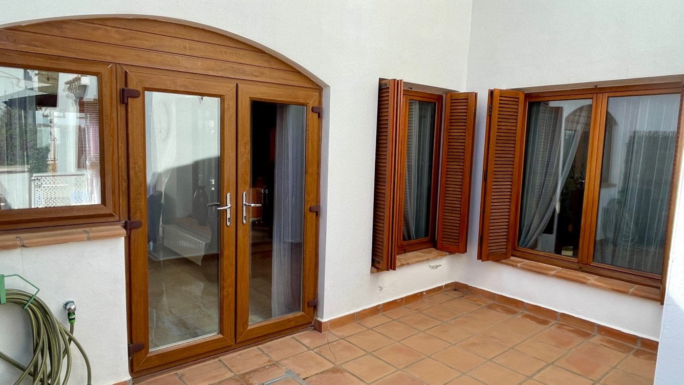 Gallery Image 16 of Nice sunny south facing 3 bed villa with private pool on El Valle Golf Resort