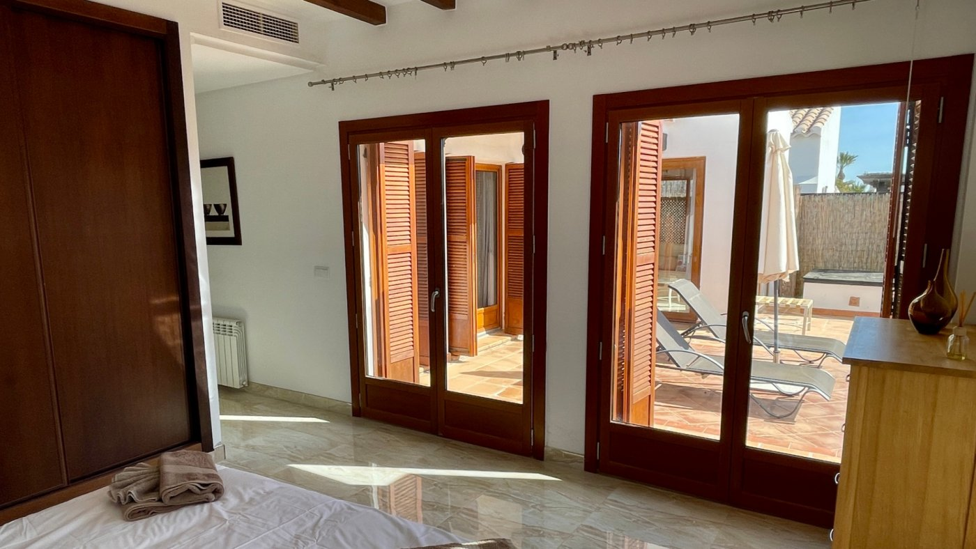 Gallery Image 18 of Nice sunny south facing 3 bed villa with private pool on El Valle Golf Resort