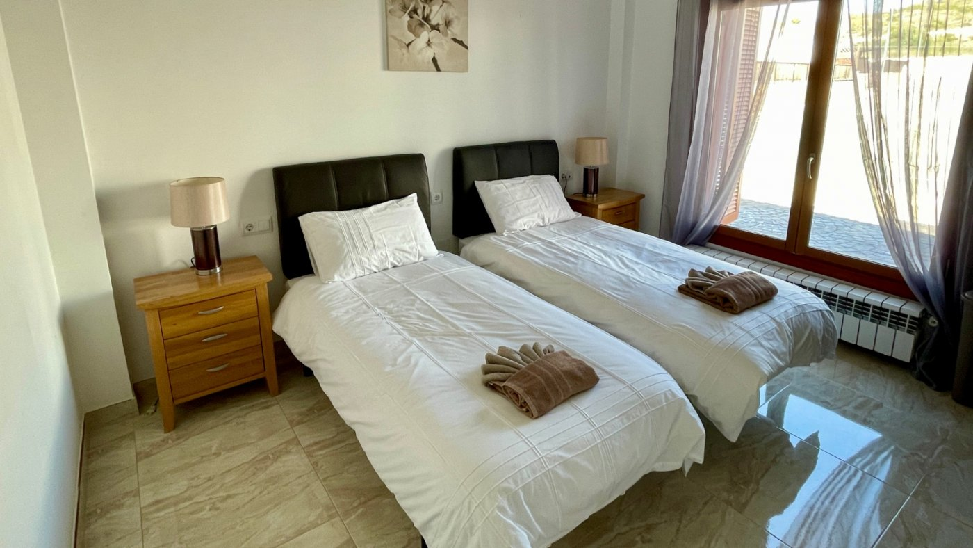 Gallery Image 24 of Nice sunny south facing 3 bed villa with private pool on El Valle Golf Resort
