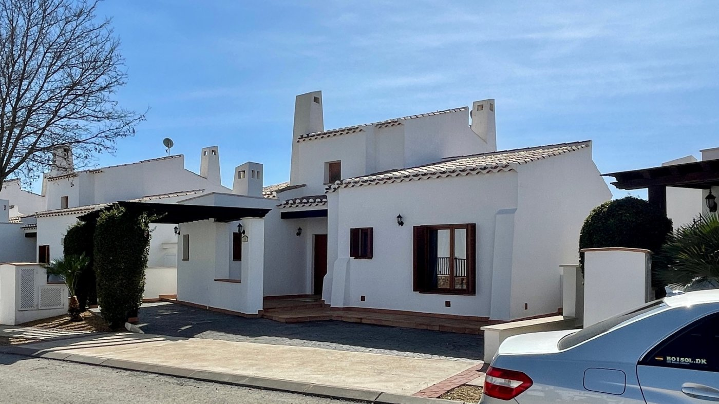 Gallery Image 2 of Nice sunny south facing 3 bed villa with private pool on El Valle Golf Resort