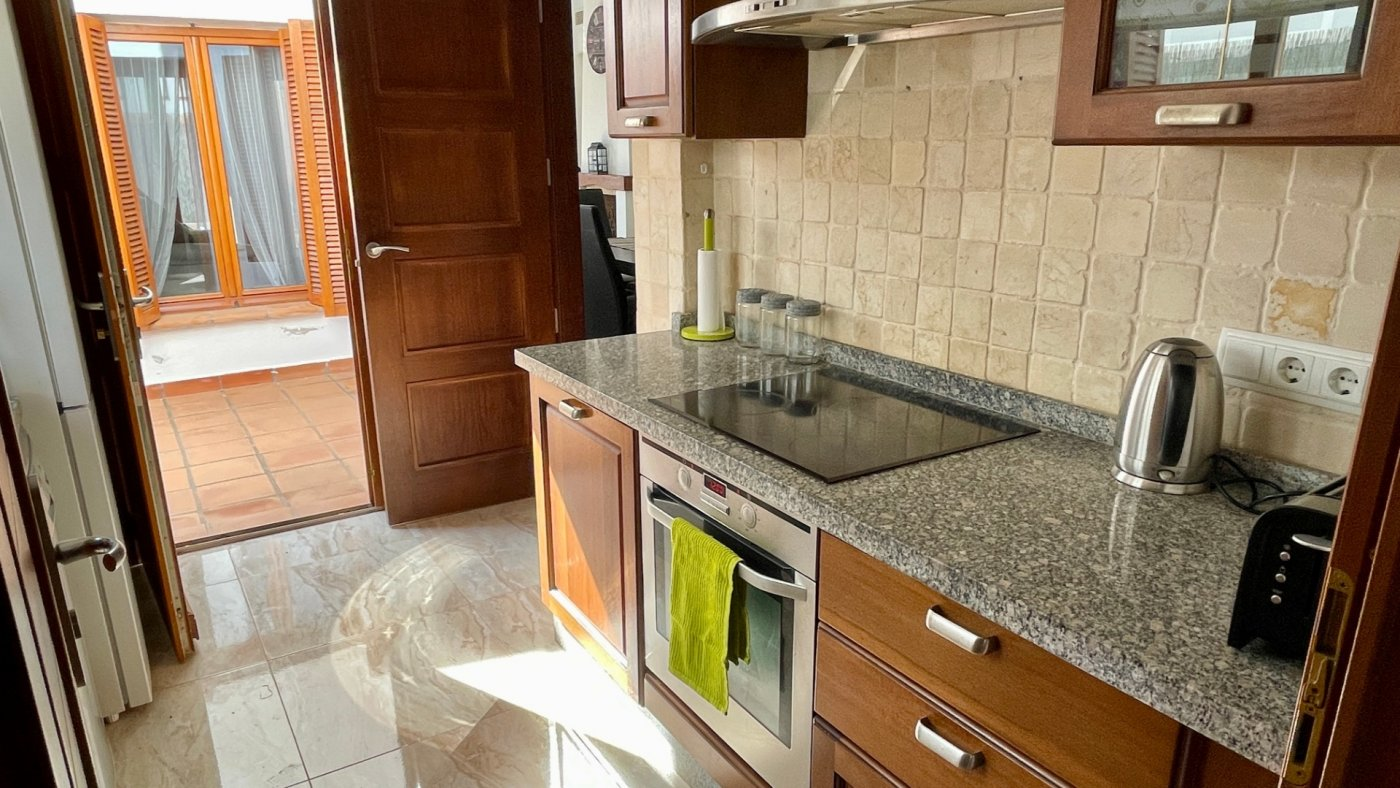Gallery Image 8 of Nice sunny south facing 3 bed villa with private pool on El Valle Golf Resort