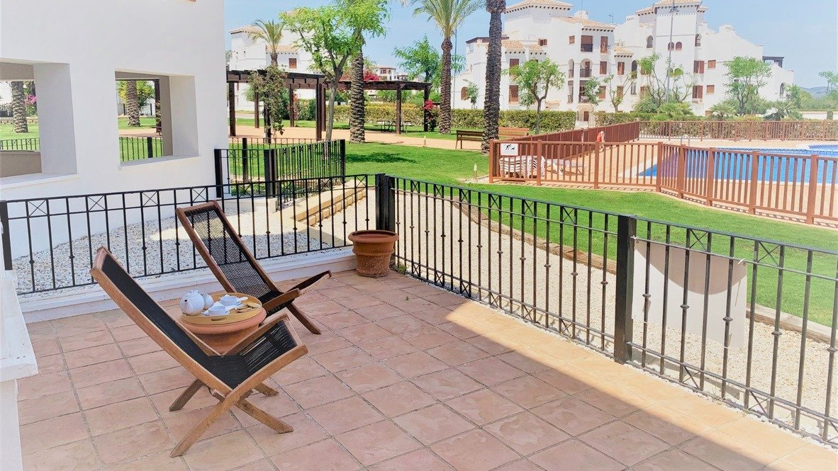 Apartment ref 3480 for sale in El Valle Golf Resort Spain - Quality Homes Costa Cálida