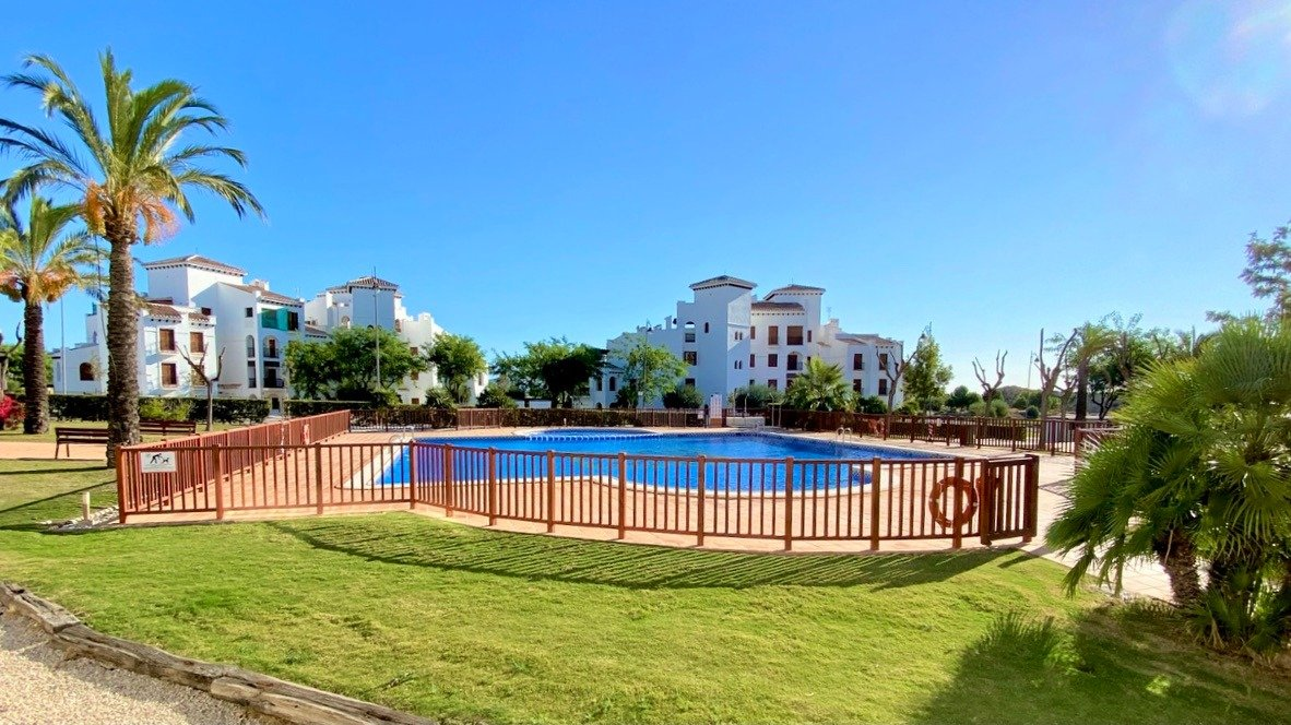 Image 1 Apartment ref 3480 for sale in El Valle Golf Resort Spain - Quality Homes Costa Cálida