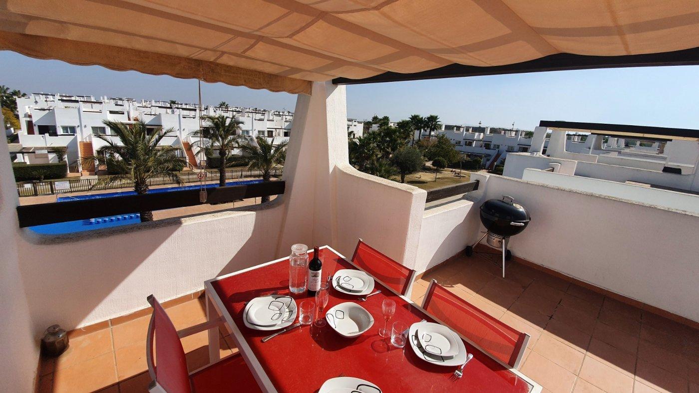 Gallery Image 20 of Apartamento de 2 dormitorios con terraza en la azotea, con vista a la piscina y cerca de todo