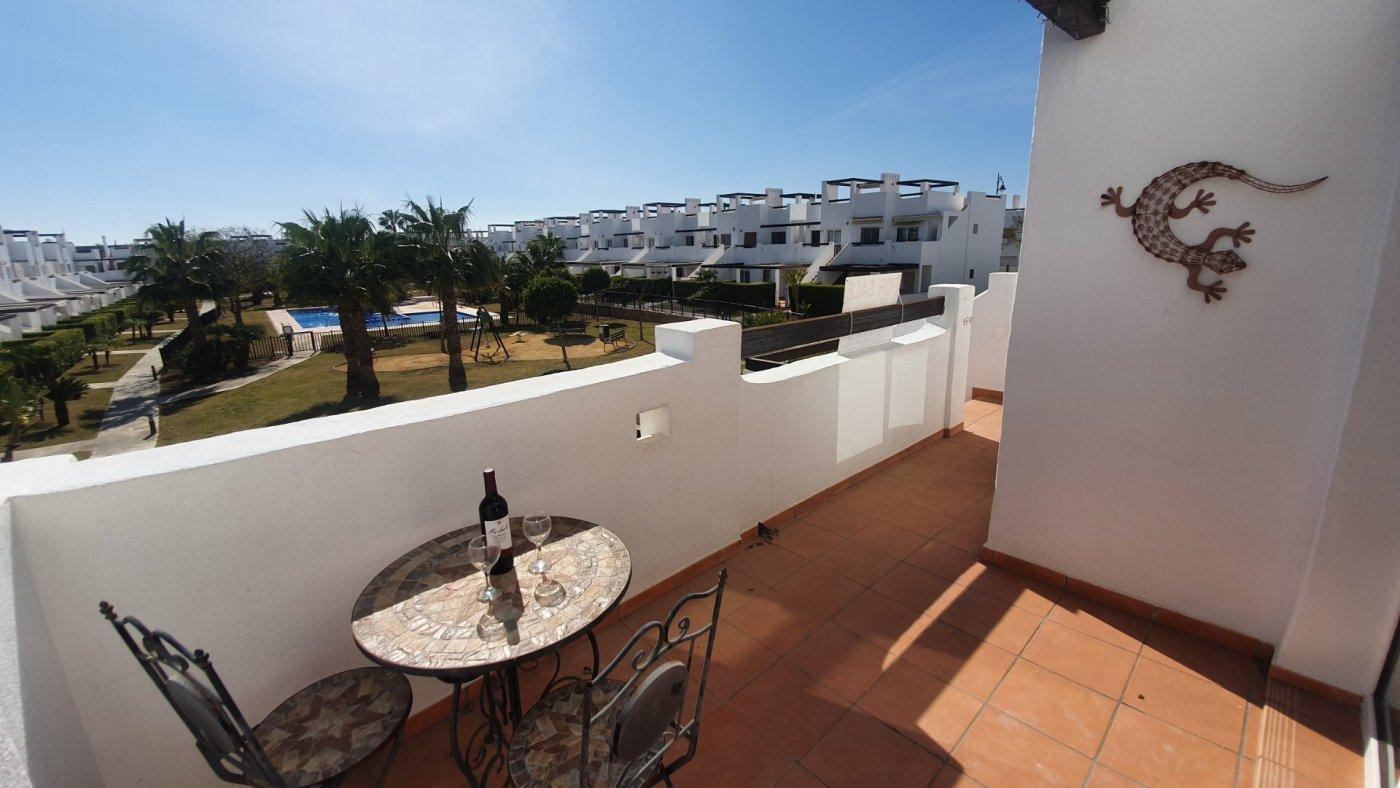 Imagen 1 Apartamento ref 3488 para sale en Condado De Alhama España - Quality Homes Costa Cálida
