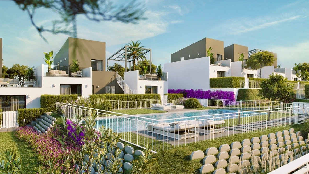 Villa ref 3491 für sale in Altaona Golf And Country Village Spanien - Quality Homes Costa Cálida