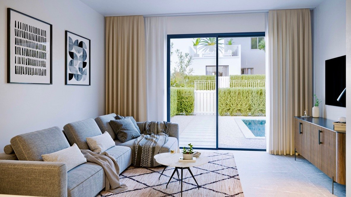 Gallery Image 2 of Lovely well designed Townhouse, on golf course, close to Murcia and the beaches.
