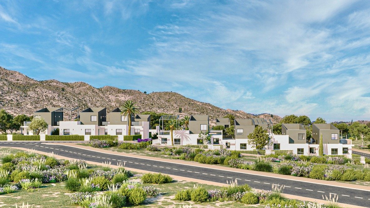 Gallery Image 6 of Lovely well designed Townhouse, on golf course, close to Murcia and the beaches.