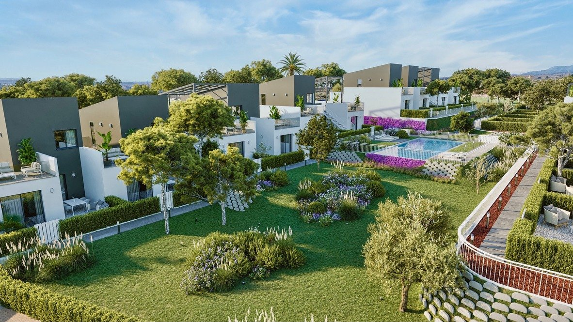 Gallery Image 8 of Lovely well designed Townhouse, on golf course, close to Murcia and the beaches.