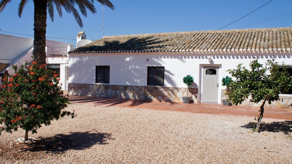Gallery Image 26 of Se Vende Finca rústica en Avileses, Murcia Con Piscina
