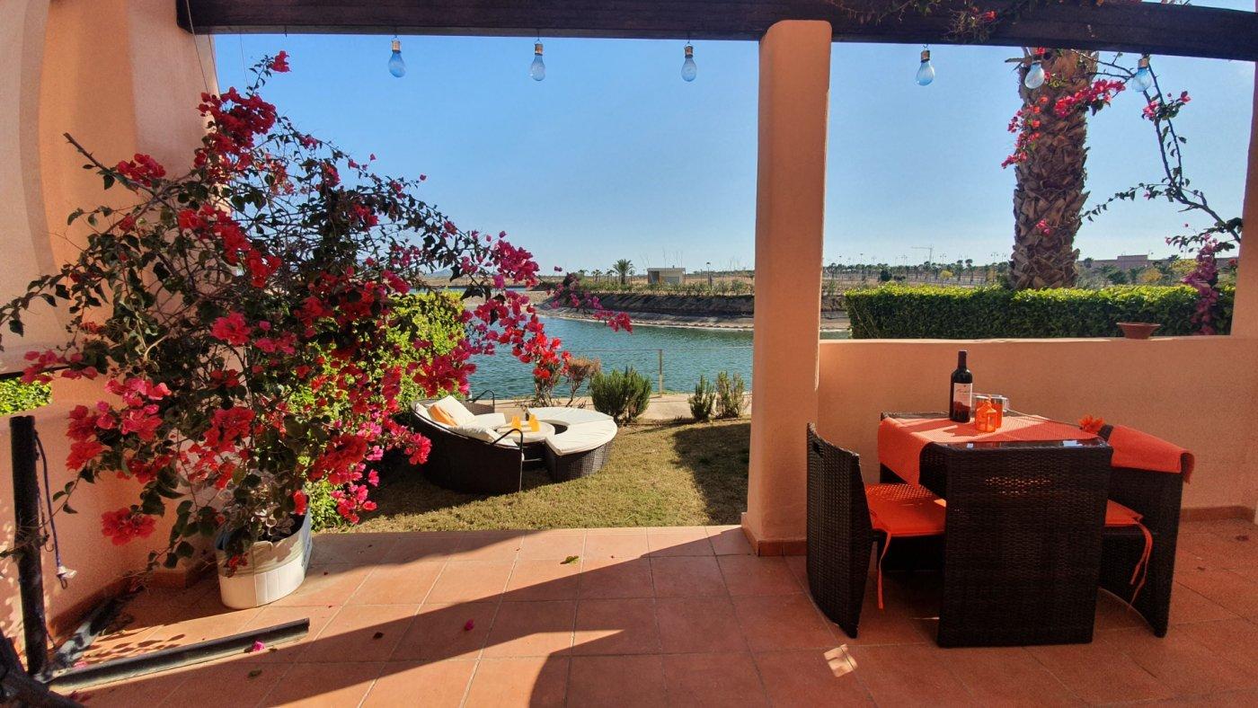 Apartamento ref 3499 para sale en Condado De Alhama España - Quality Homes Costa Cálida