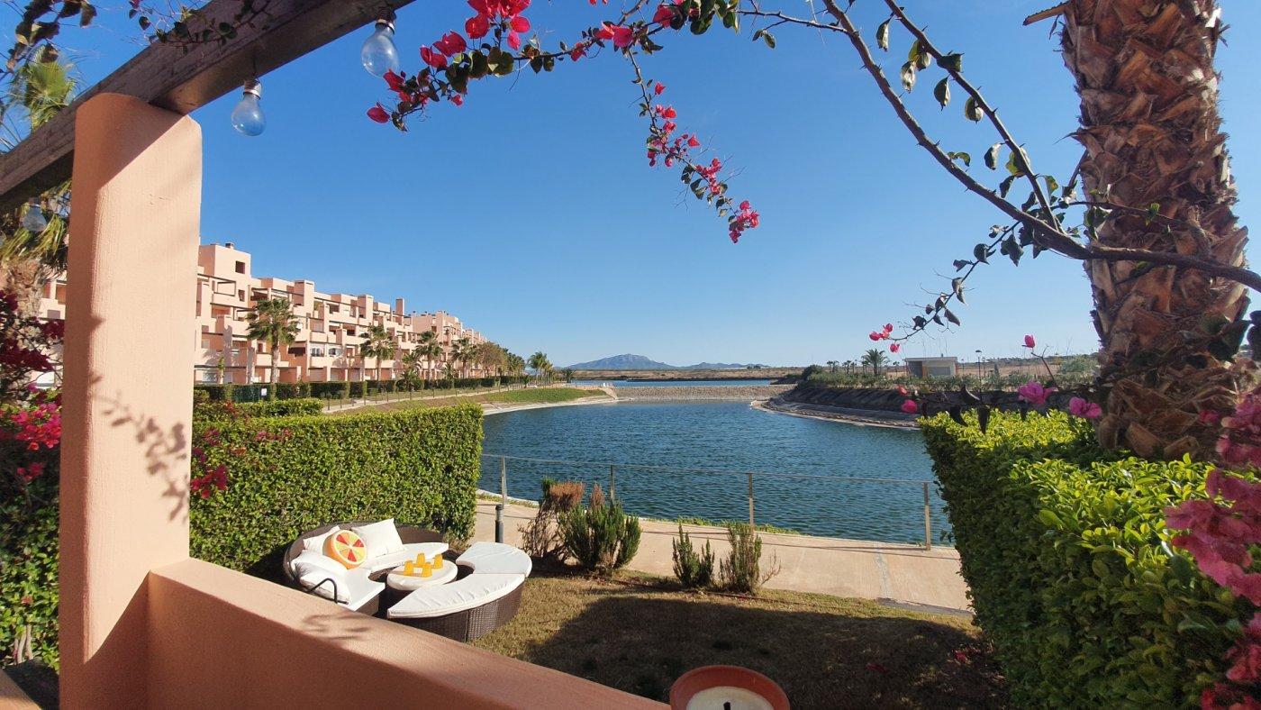 Imagen 1 Apartamento ref 3499 para sale en Condado De Alhama España - Quality Homes Costa Cálida