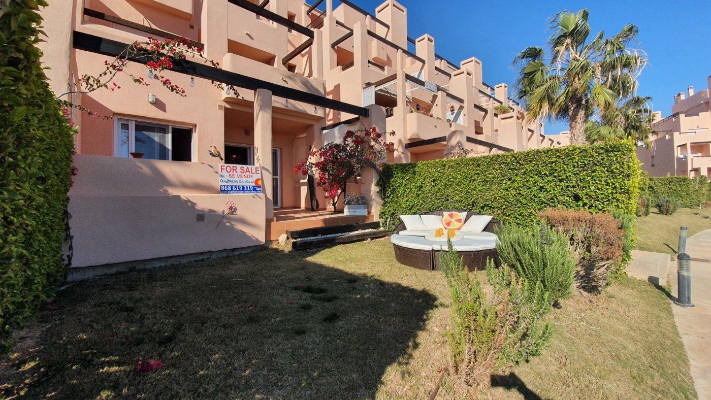Imagen 5 Apartamento ref 3499 para sale en Condado De Alhama España - Quality Homes Costa Cálida