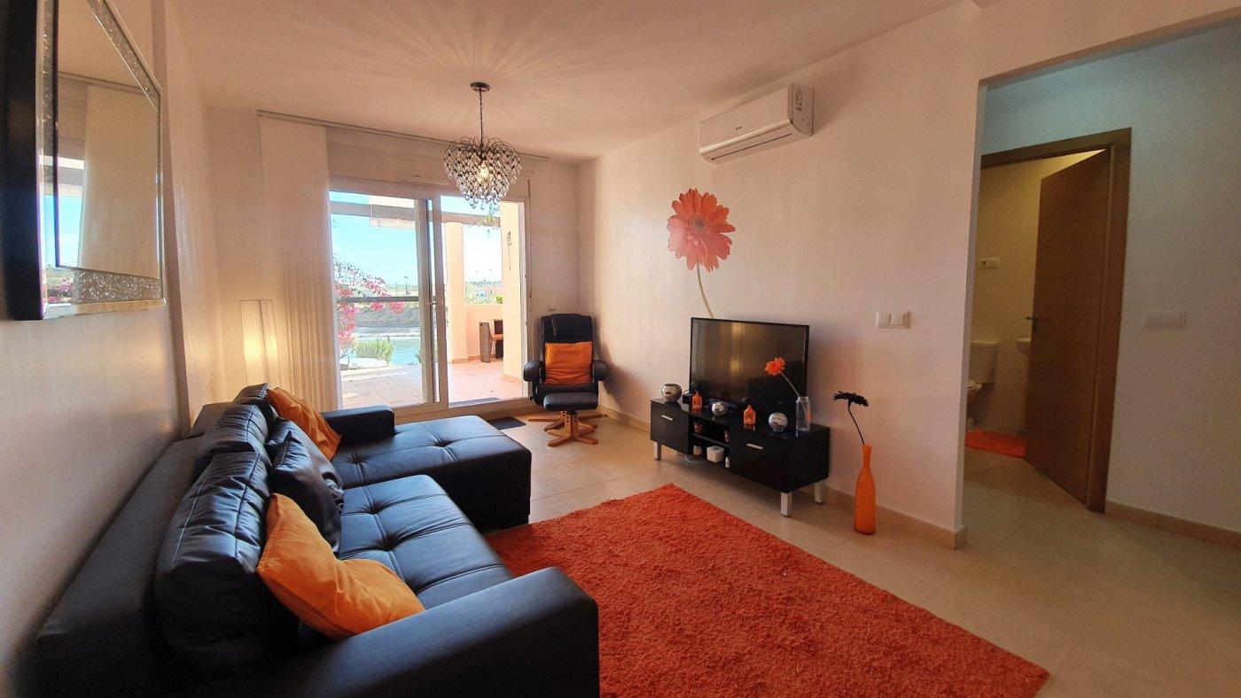 Imagen 6 Apartamento ref 3499 para sale en Condado De Alhama España - Quality Homes Costa Cálida
