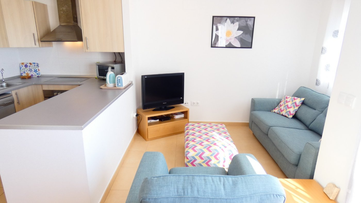 Gallery Image 18 of Immaculate 2 Bedroom Apartment with Roof Terrace, Stunning Panoramic Views, Communal Pool