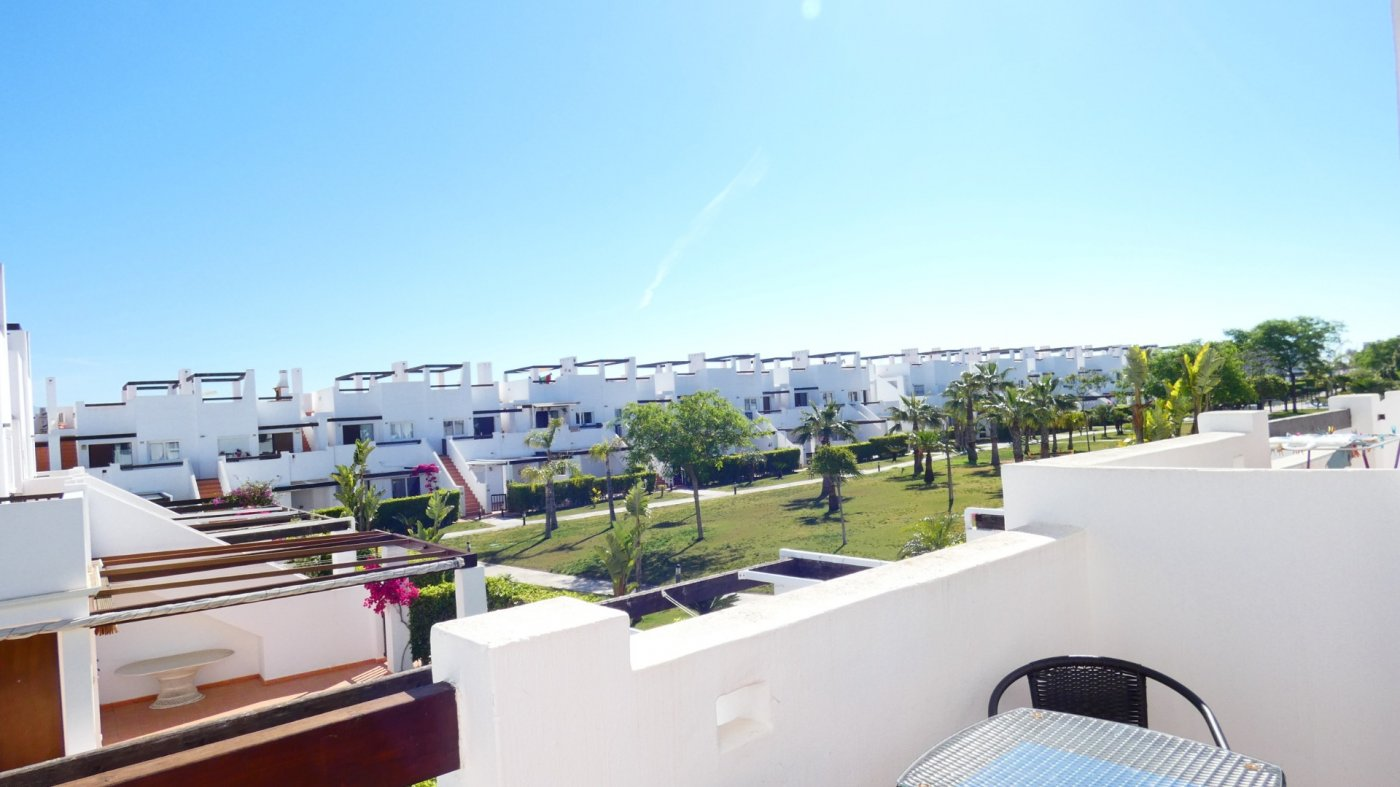 Gallery Image 19 of Immaculate 2 Bedroom Apartment with Roof Terrace, Stunning Panoramic Views, Communal Pool