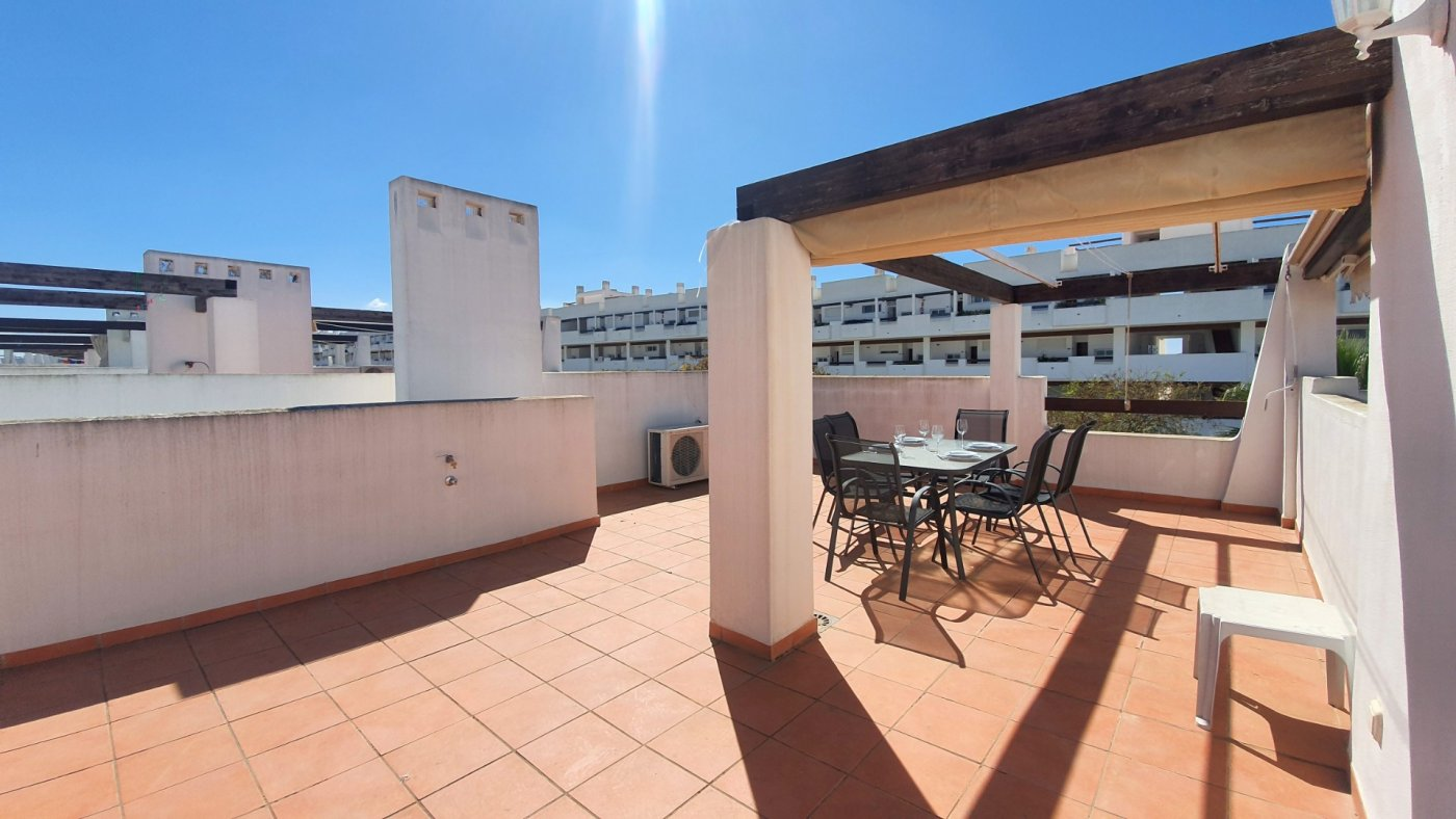 Gallery Image 20 of Immaculate 2 Bedroom Apartment with Roof Terrace, Stunning Panoramic Views, Communal Pool