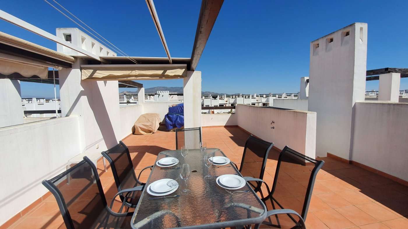 Gallery Image 21 of Immaculate 2 Bedroom Apartment with Roof Terrace, Stunning Panoramic Views, Communal Pool
