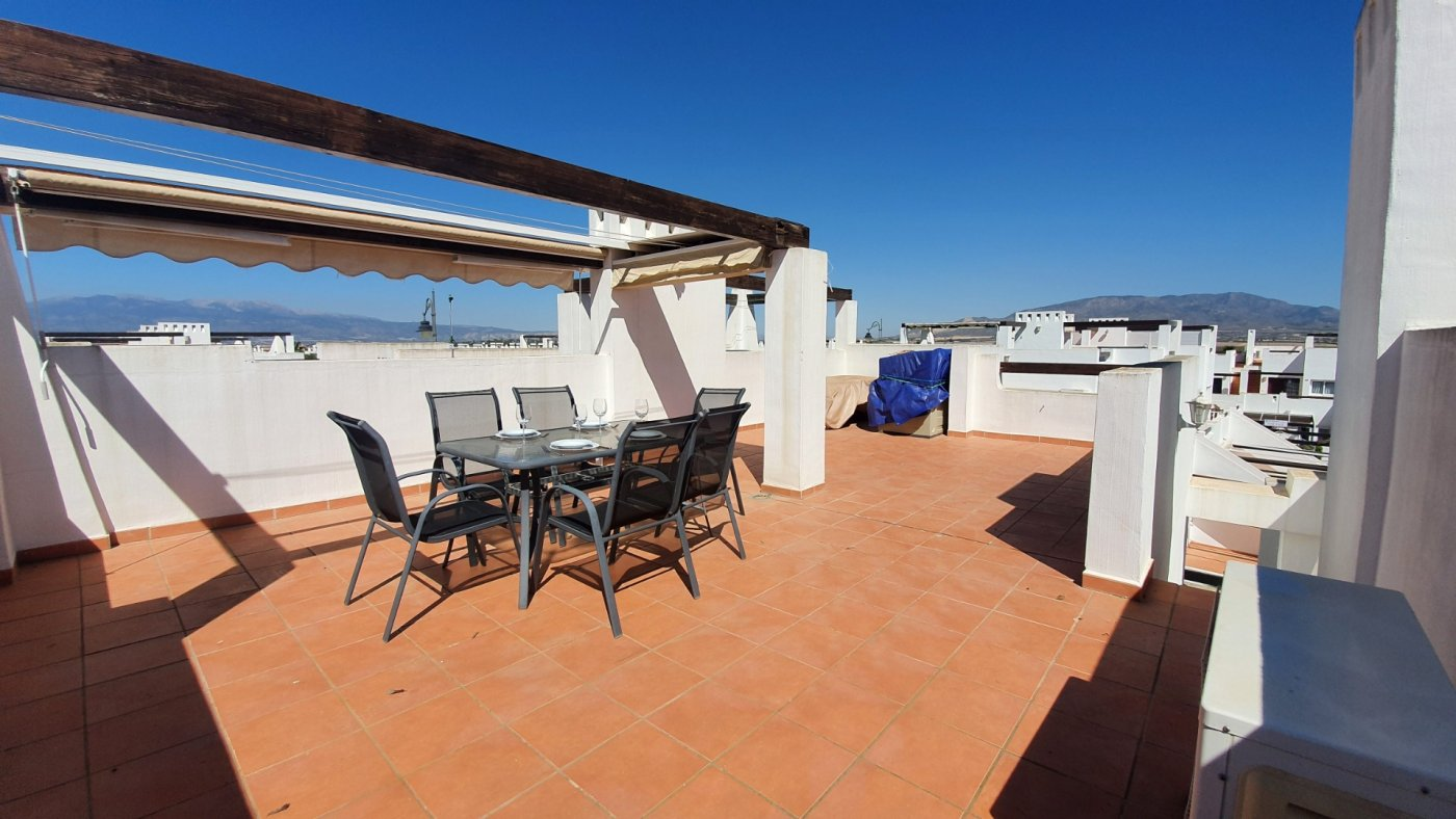 Gallery Image 22 of Immaculate 2 Bedroom Apartment with Roof Terrace, Stunning Panoramic Views, Communal Pool