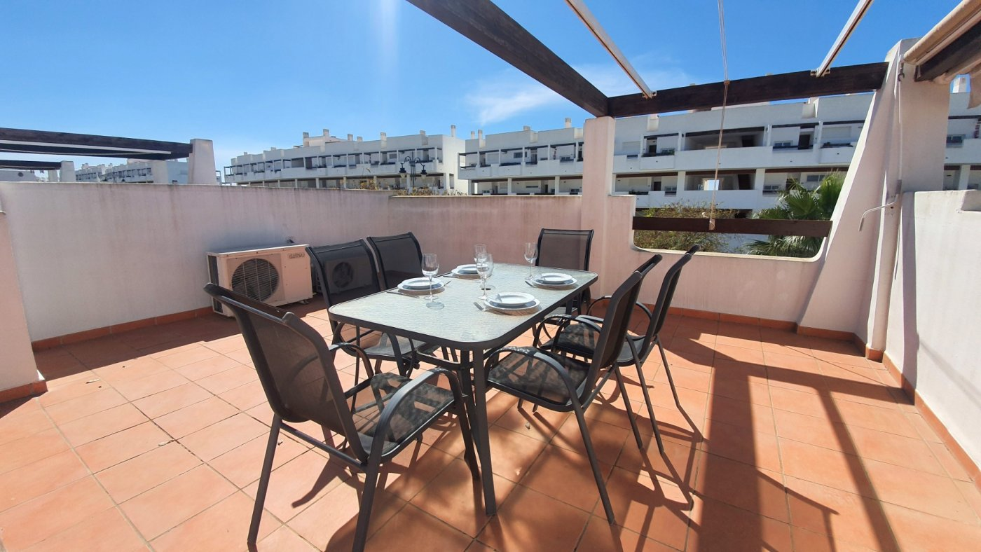 Gallery Image 23 of Immaculate 2 Bedroom Apartment with Roof Terrace, Stunning Panoramic Views, Communal Pool