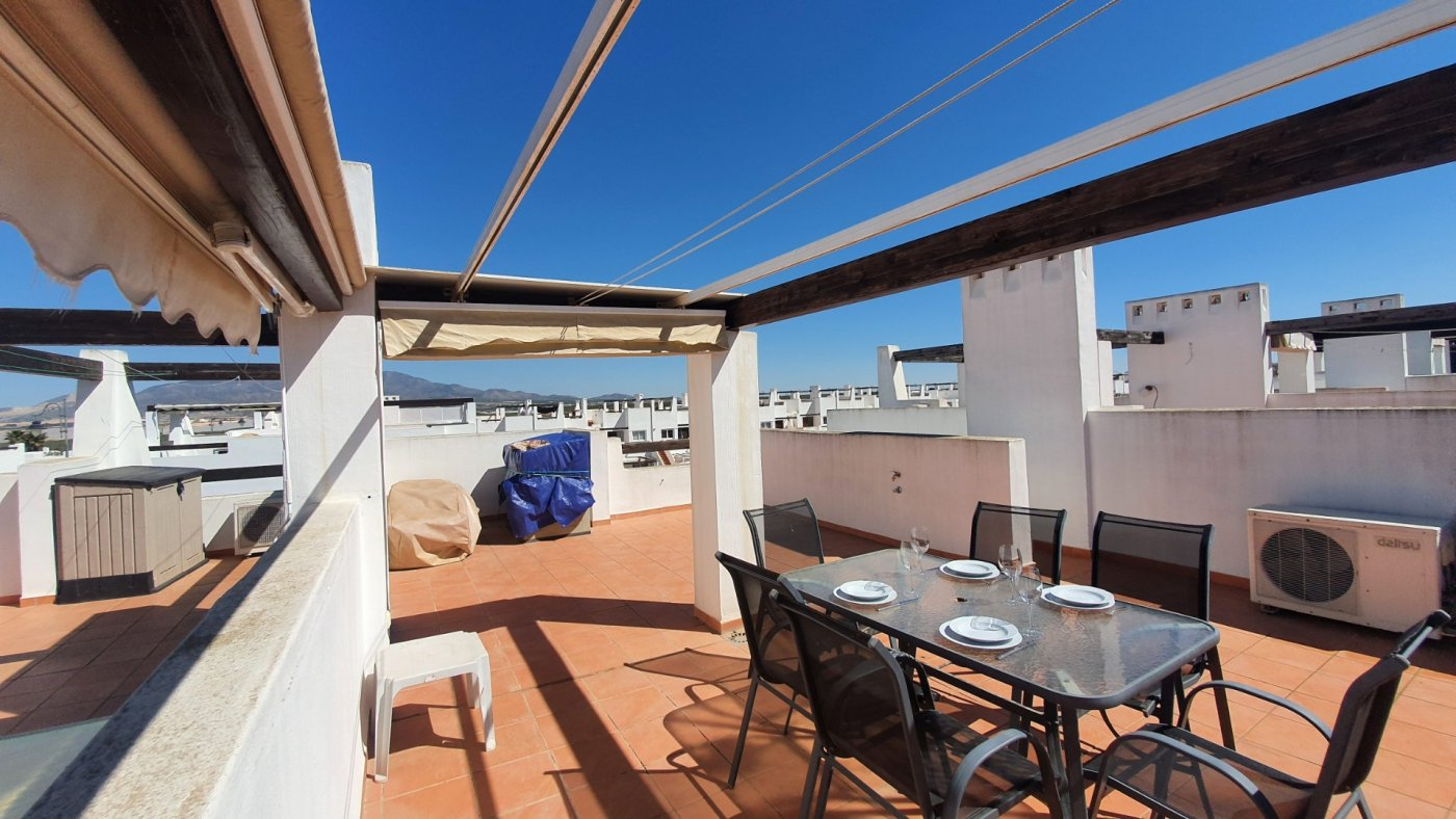 Gallery Image 24 of Immaculate 2 Bedroom Apartment with Roof Terrace, Stunning Panoramic Views, Communal Pool