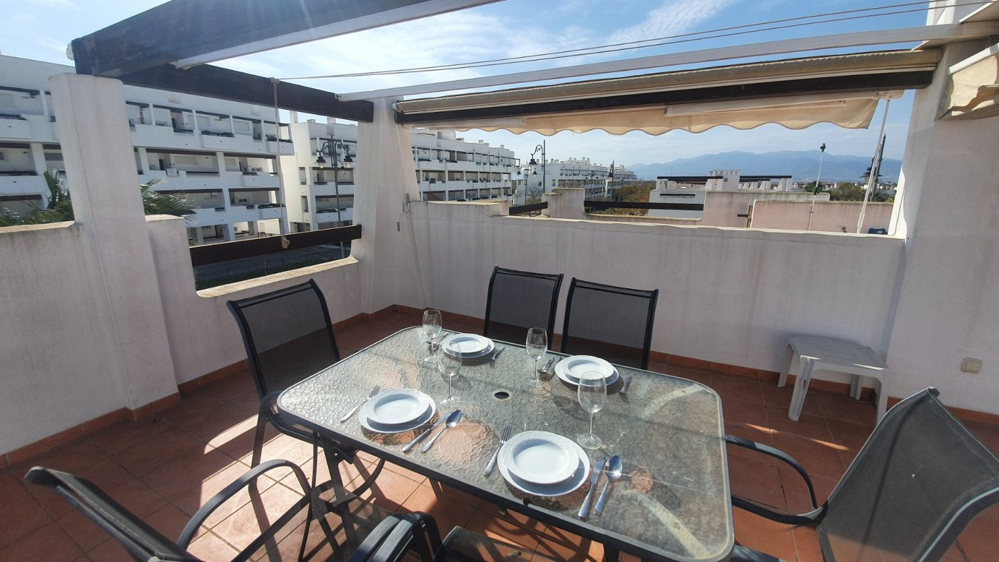 Gallery Image 27 of Immaculate 2 Bedroom Apartment with Roof Terrace, Stunning Panoramic Views, Communal Pool