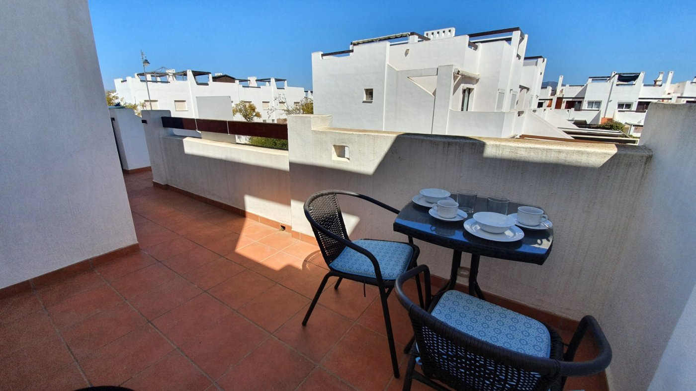 Gallery Image 34 of Immaculate 2 Bedroom Apartment with Roof Terrace, Stunning Panoramic Views, Communal Pool