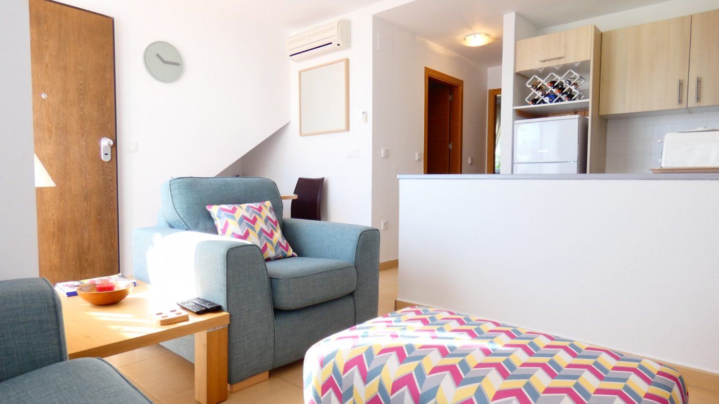 Gallery Image 6 of Immaculate 2 Bedroom Apartment with Roof Terrace, Stunning Panoramic Views, Communal Pool