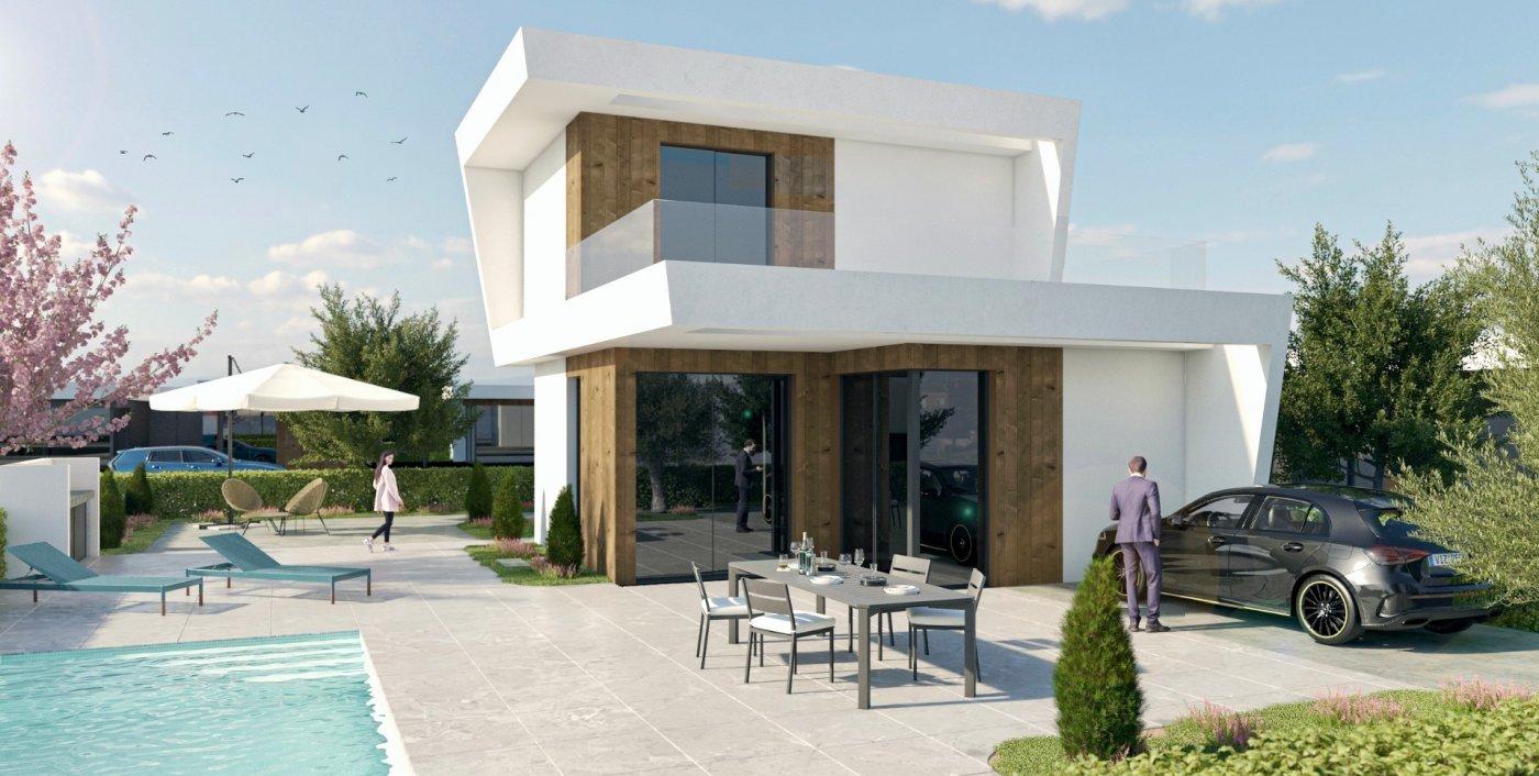 Villa de Lujo ref 3506 para sale en Altaona Golf And Country Village España - Quality Homes Costa Cálida