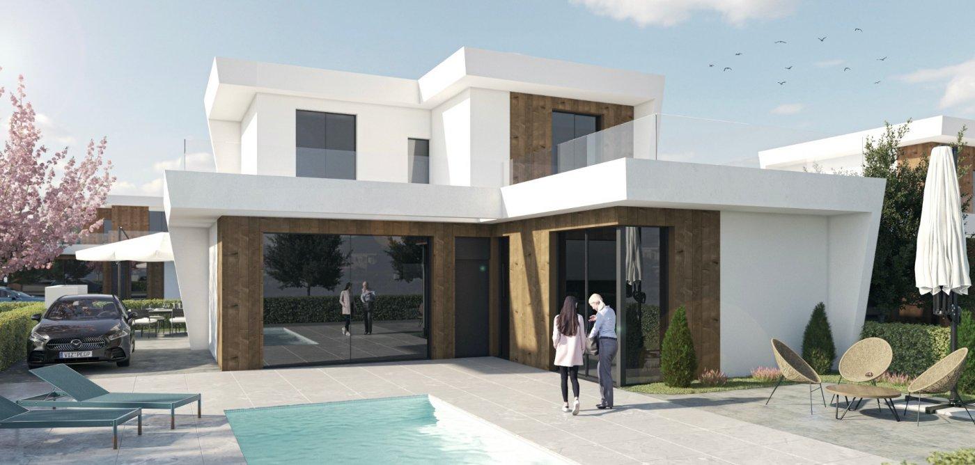 Villa de Lujo ref 3507 para sale en Altaona Golf And Country Village España - Quality Homes Costa Cálida