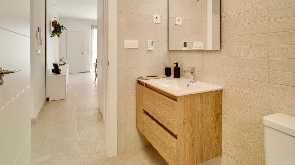 Gallery Image 10 of Nice new 2 bed house with private pool on lovely golf resort