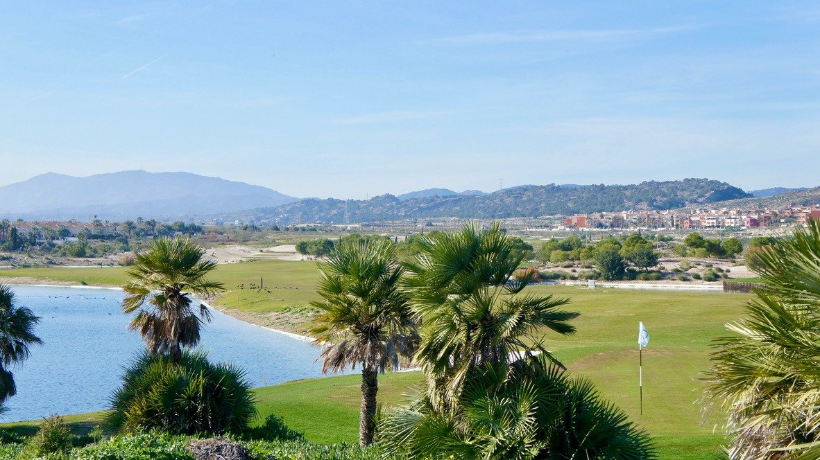 Gallery Image 12 of Nice new 2 bed house with private pool on lovely golf resort