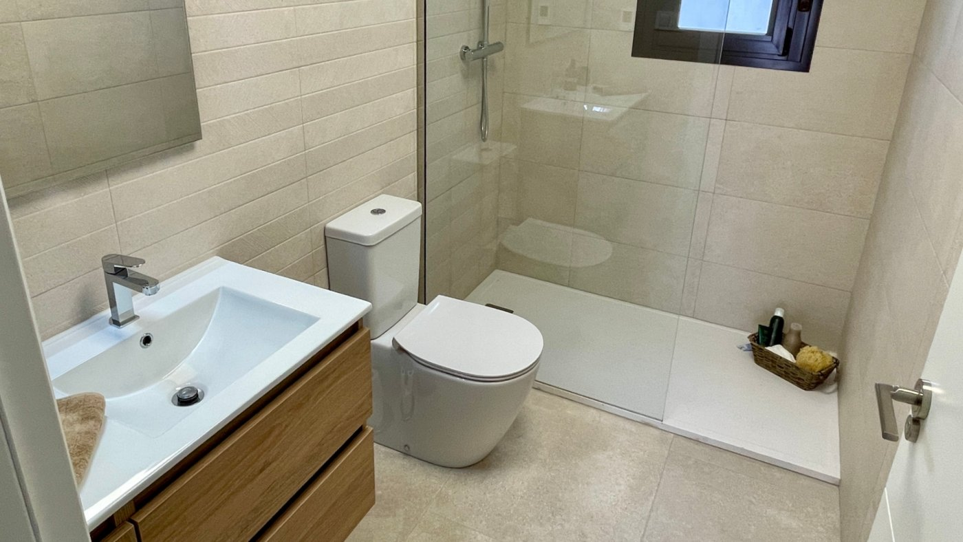 Gallery Image 8 of Nice new 2 bed house with private pool on lovely golf resort